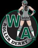 wa roller derby logo
