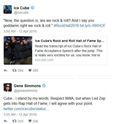 Ice Cube Gene Twitter