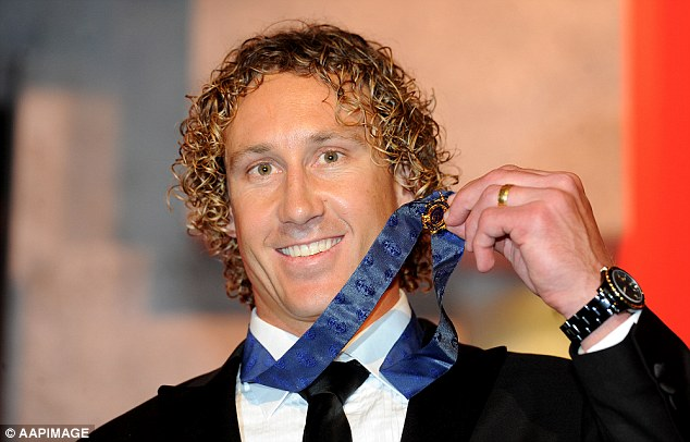 Matt Priddis - Brownlow Medal Night 2014