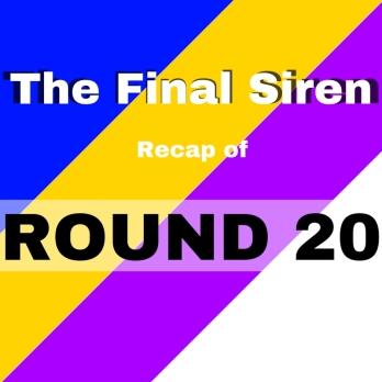 The Final Siren logo