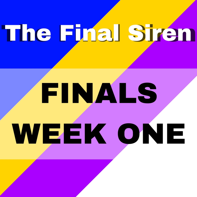 The Final Siren logo weekend one (1)