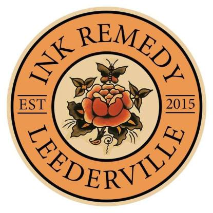 Ink Remedy Competition Logo